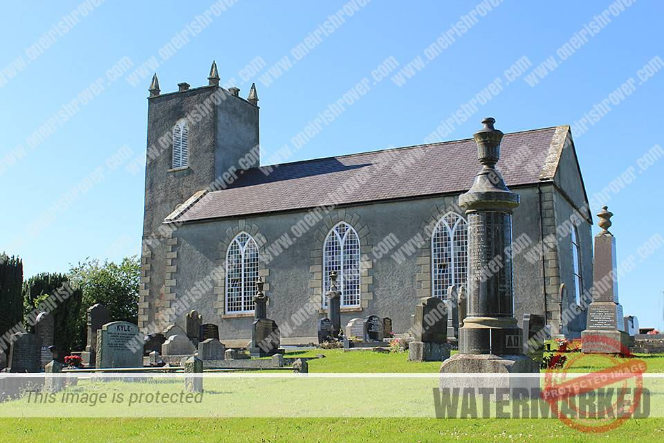 St. Nossonus Church - Tamlaght O'Crilly Lower