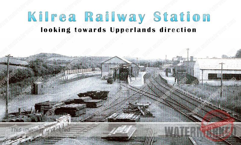 Kilrea train station