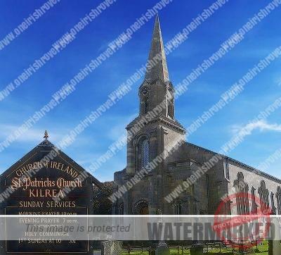 Kilrea church Ireland