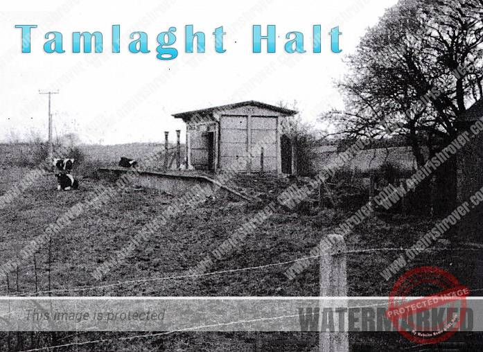 Tamlaght Halt
