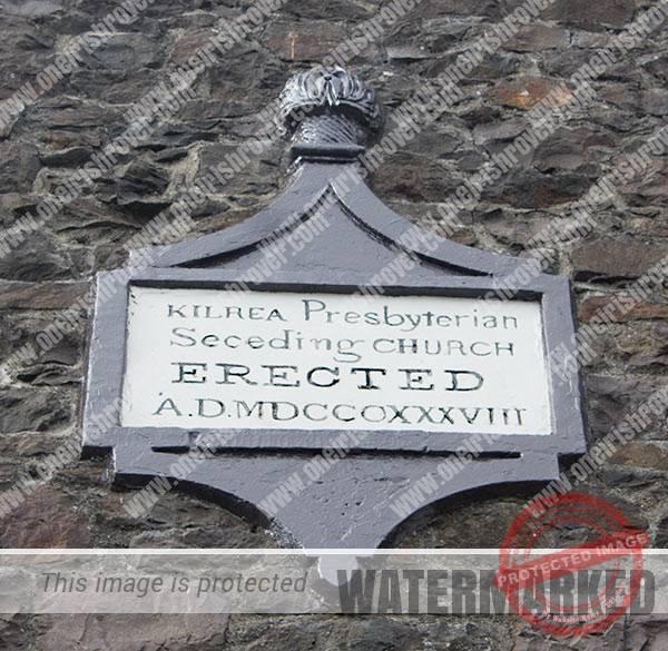 Second Kilrea Church Erected 1838