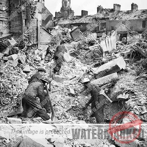 The Belfast Blitz 1941