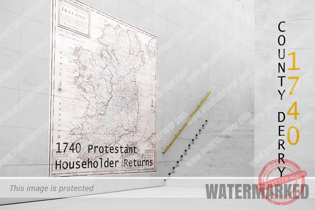 1740 Protestant Householder Returns