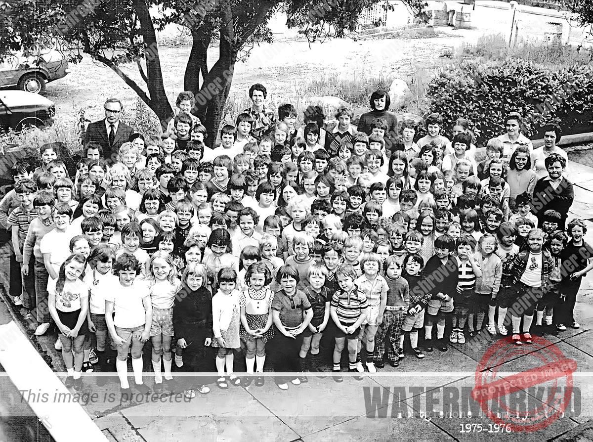 Portglenone Primary School 1976