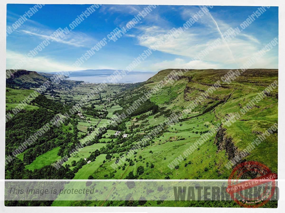 Glenariff Valley