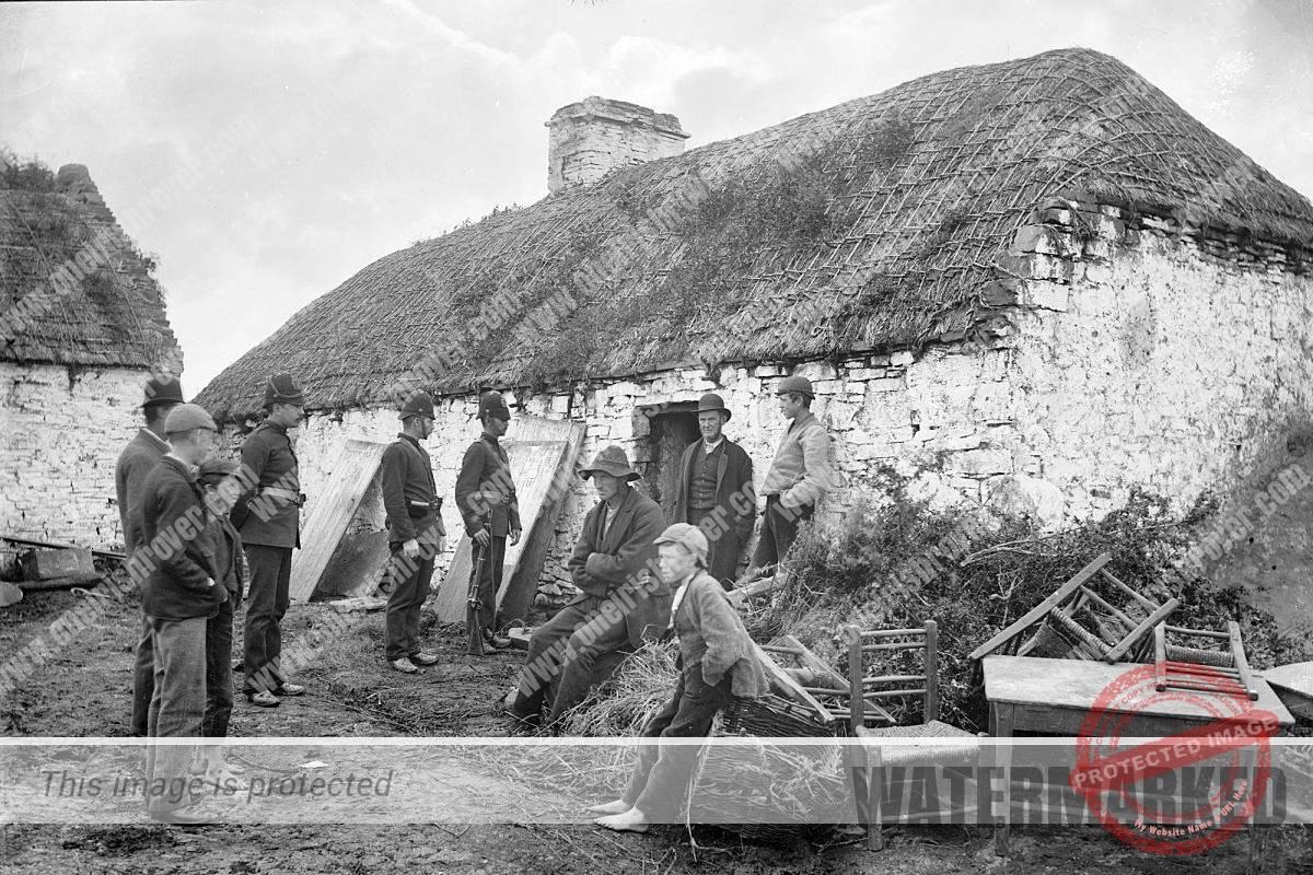 Ireland landlord eviction