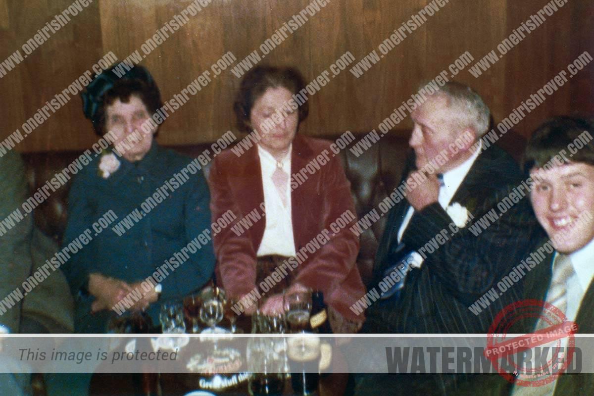 Annie Brown, Eleanor Mulholland, William Henry York