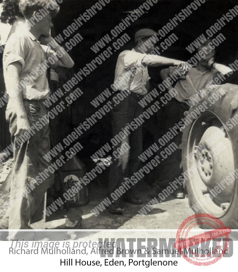 Massey Ferguson 1950s