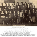 Innisrush Youth Club 1974 photograph