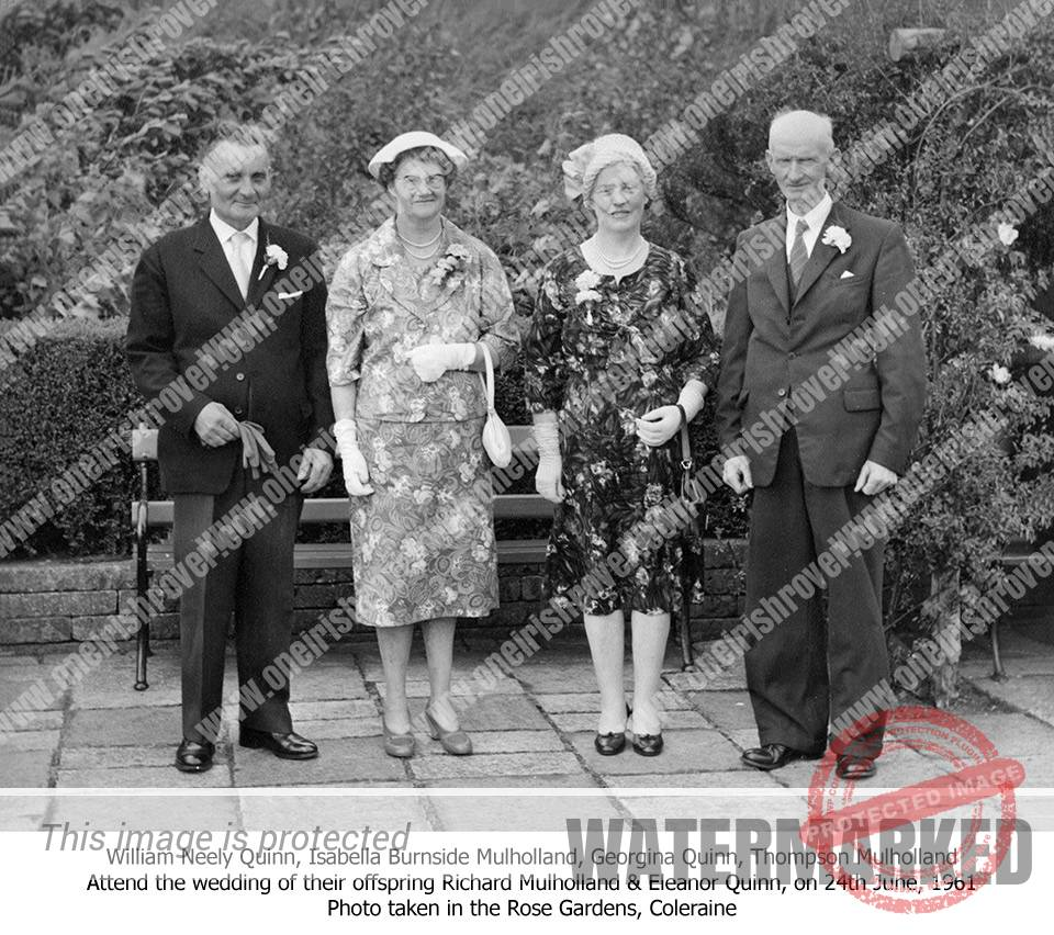 Wedding Quinn & Mulholland