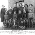 Eden Primary School, Portglenone, County Londonderry, Northern Ireland, 1942