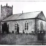 Earliest Photo of Tamlaght O'Crilly Lower Church