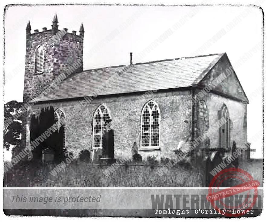 tamlaght church