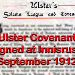 tamlaght ulster covenant