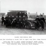 Kilrea Fire Station Crew