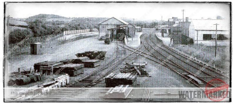 Kilrea station