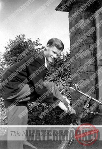 Richard Mulholland bicycle