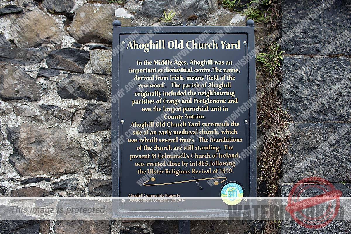 Ahoghill Old Graveyard cemetery