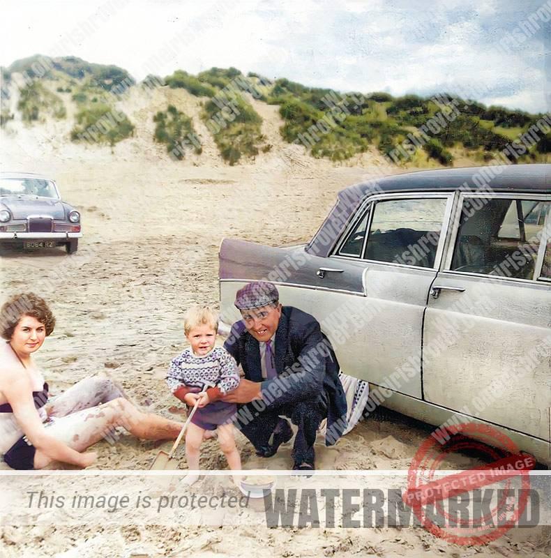 1966 Alfie Brown beach Ireland